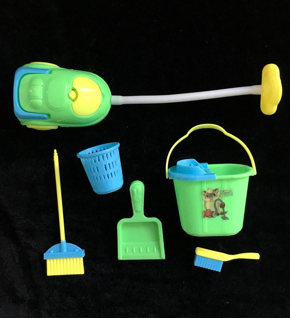 kit nettoyage pour barbie