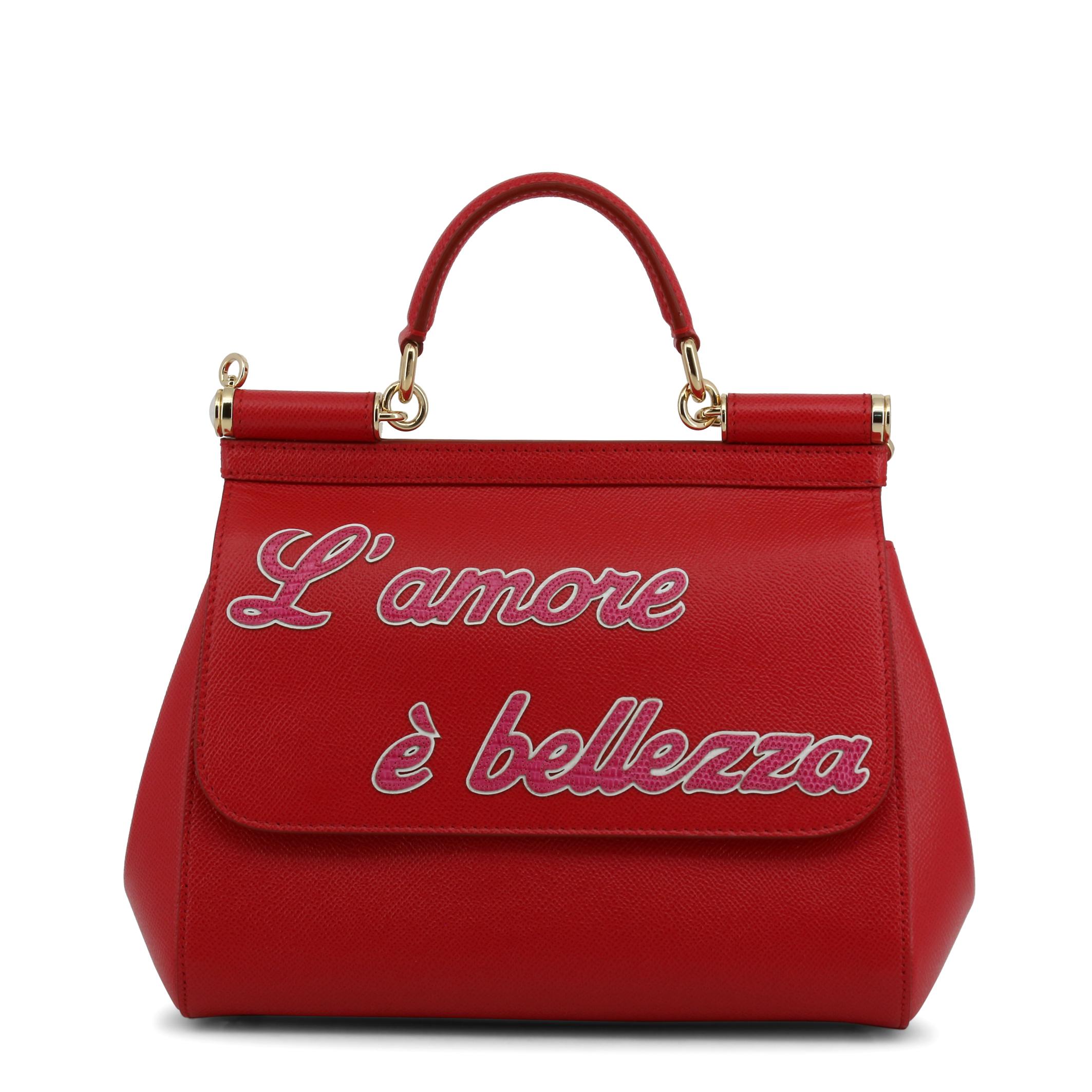 sac a main dolce & gabanna BB6002AU3248_0303_RED