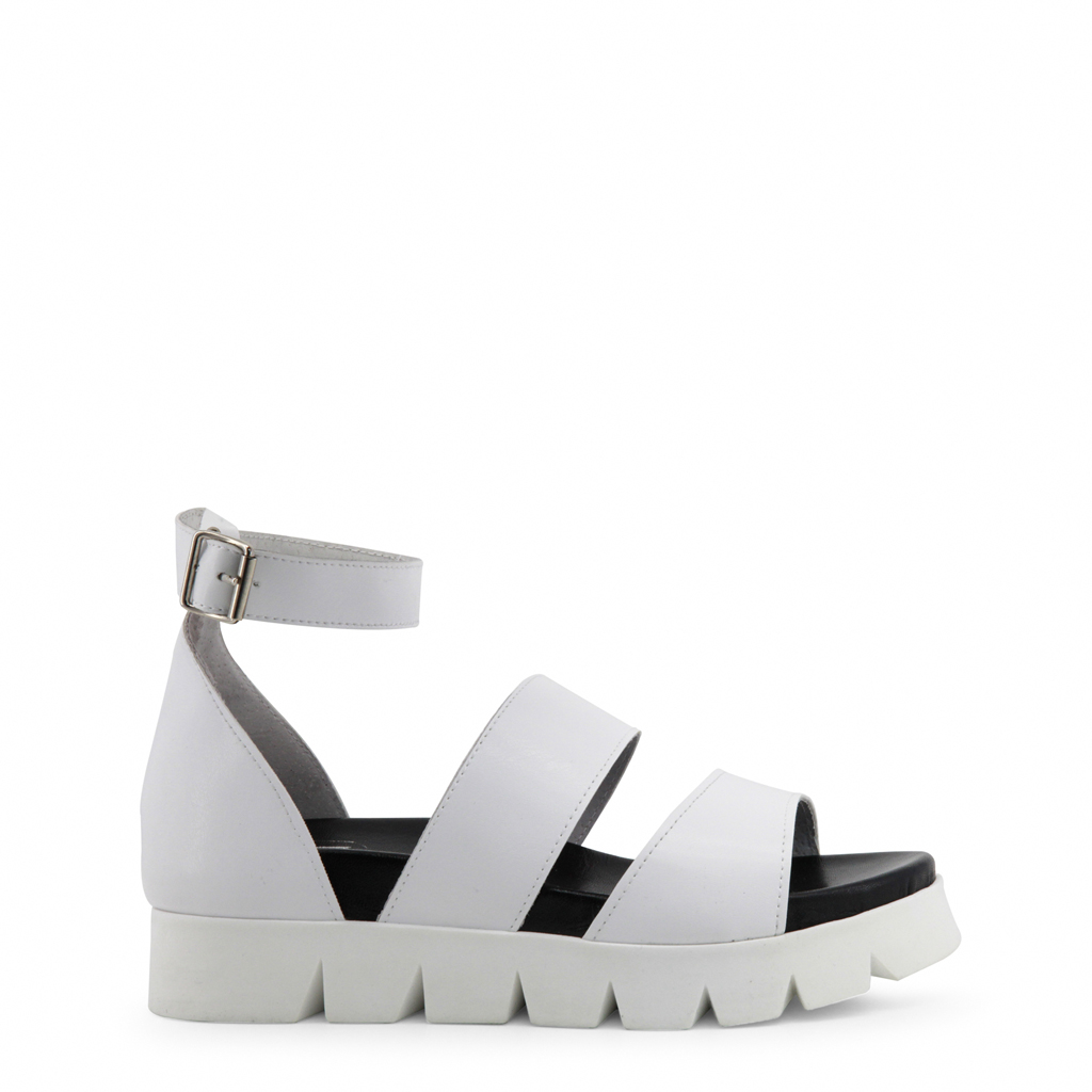 sandales ana lublin DOROTEIA_BIANCO