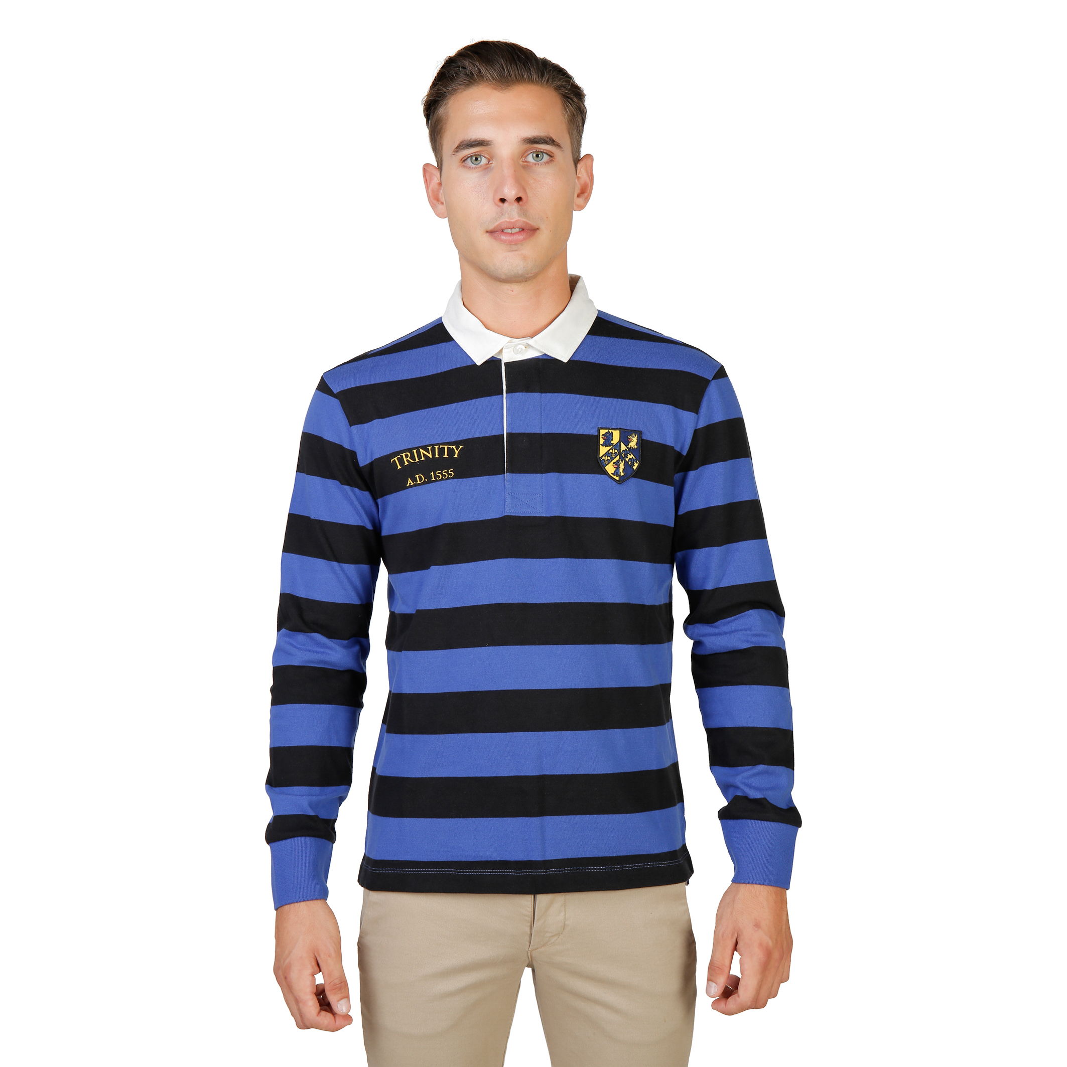 polo Oxford University TRINITY-RUGBY-ML-BLACK