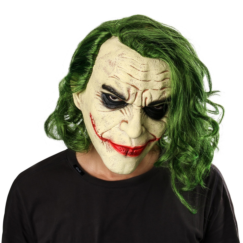 masque joker batman halloween adulte takerlama