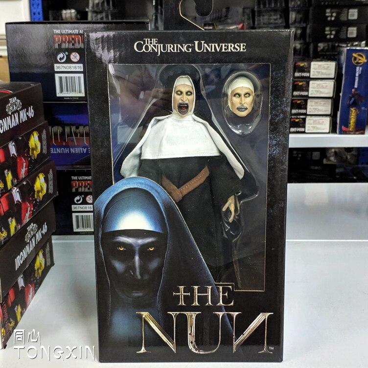 figurine la nonne the conjuring echelle 1/12