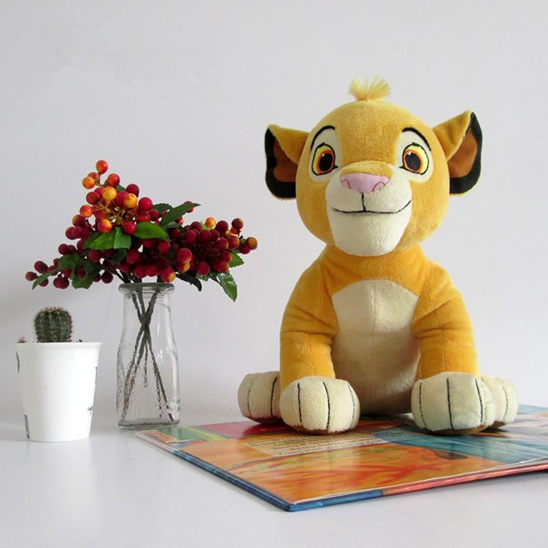 peluche le roi lion 20-30 cm differents modeles babiqu