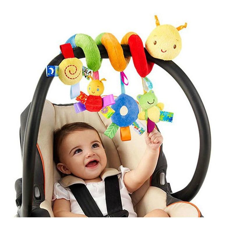 spirale d\'activités bébé escargot DUDU&DIDI
