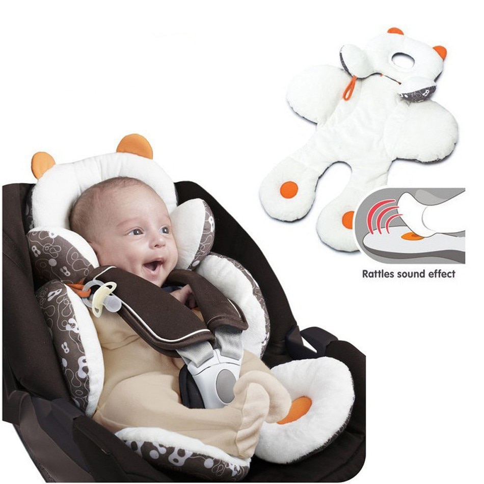 soutien bébé pour siège auto DMA&DPA tailles au choix