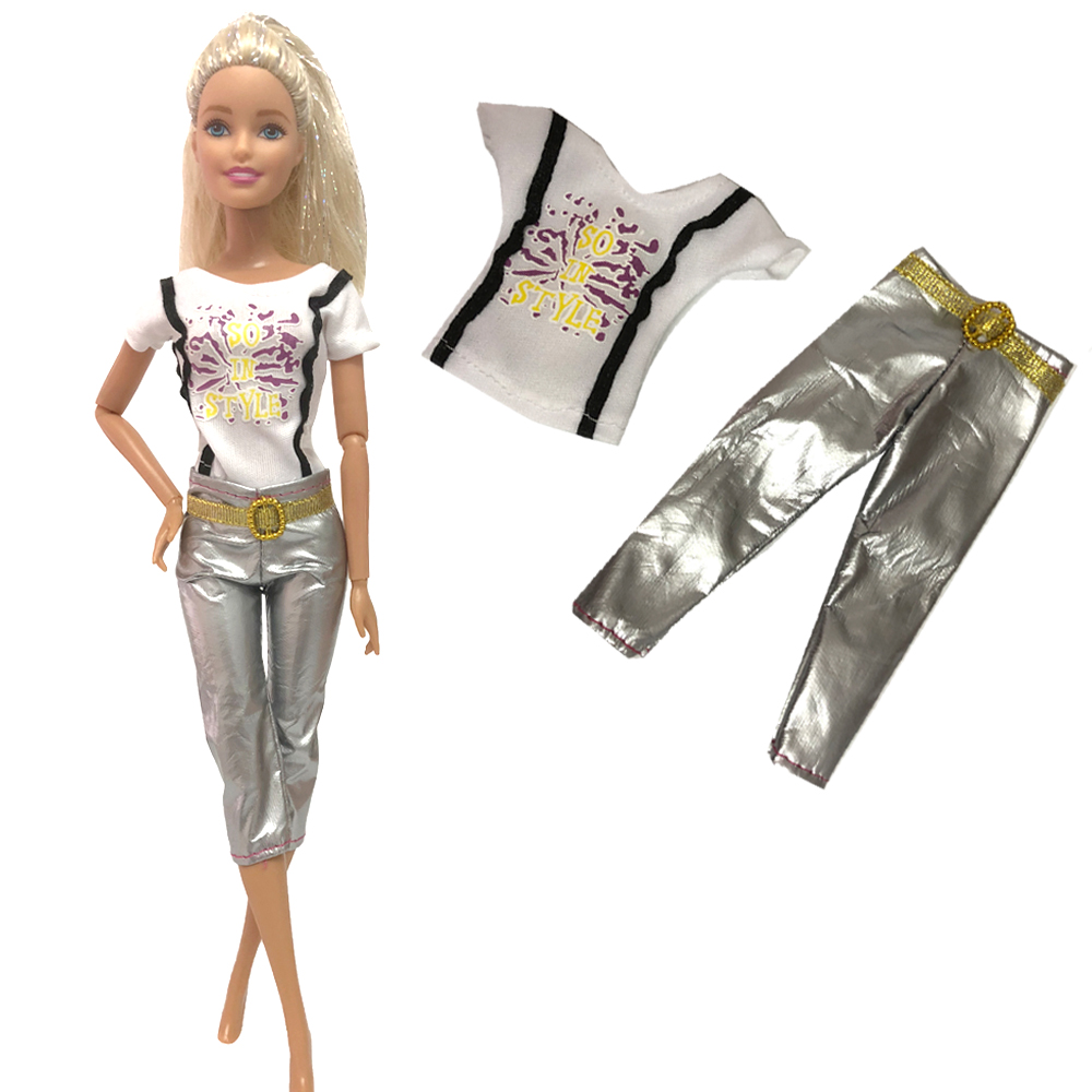 tenue de fête pour barbie