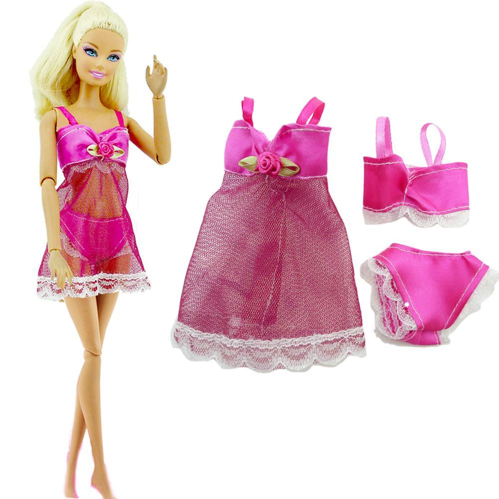 ensemble nuisette pour barbie
