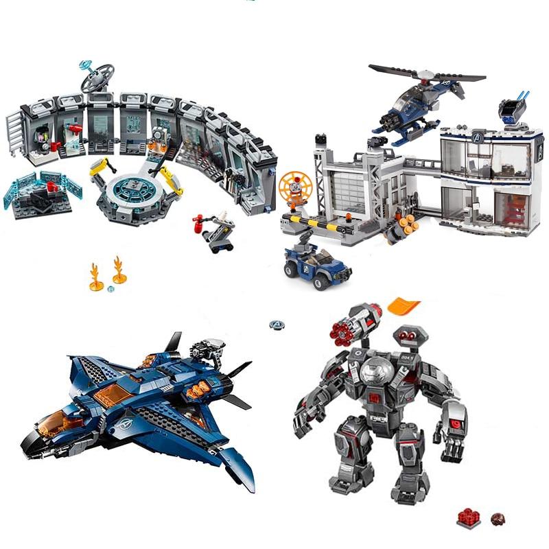 blocs de construction avengers Happy RueLon divers modèles