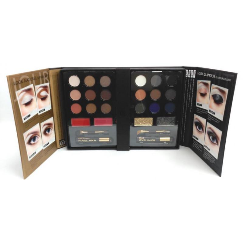 Palette de maquillage pas cher miss cop make up COFMC4214
