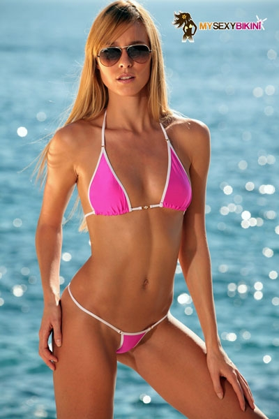 Maillot string Palm Beach my sexy bikini