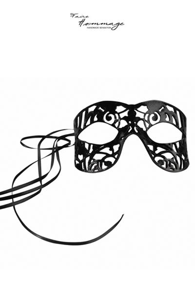 Masque erotique masque coquin masque noir sexy Faire Hommage Fragile