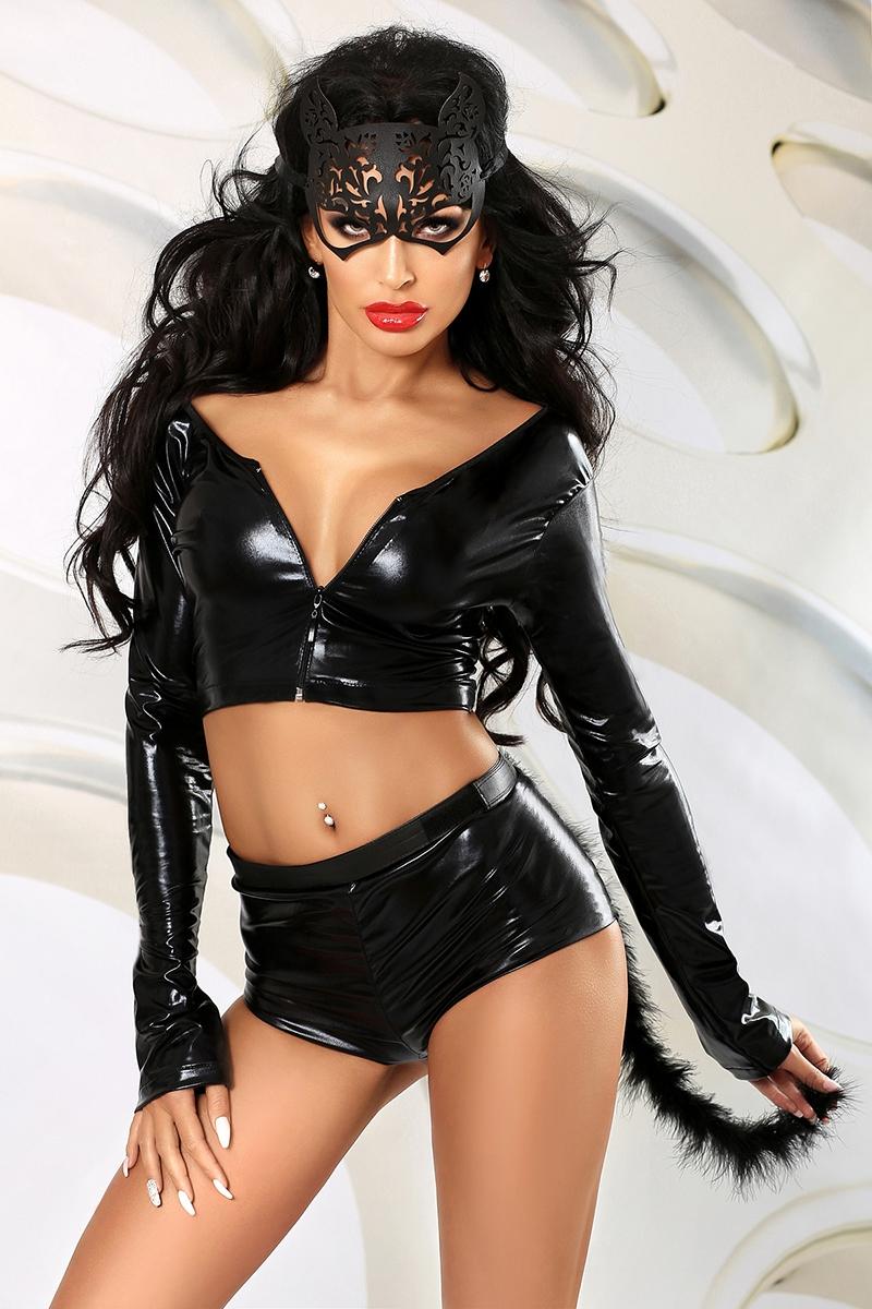 Sexy Cat - déguisement de chatte sexy lolitta