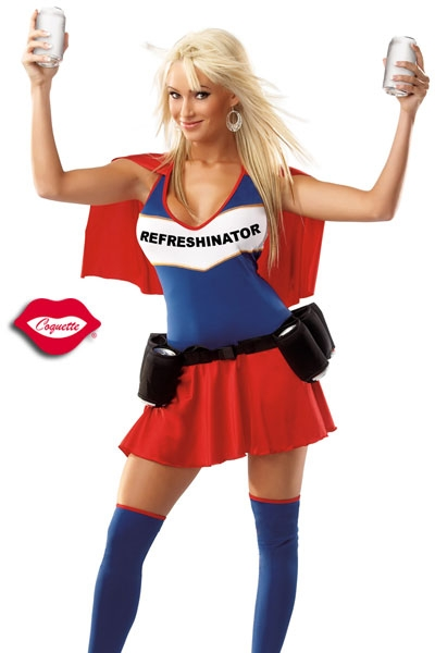 Costume Refreshinator coquette