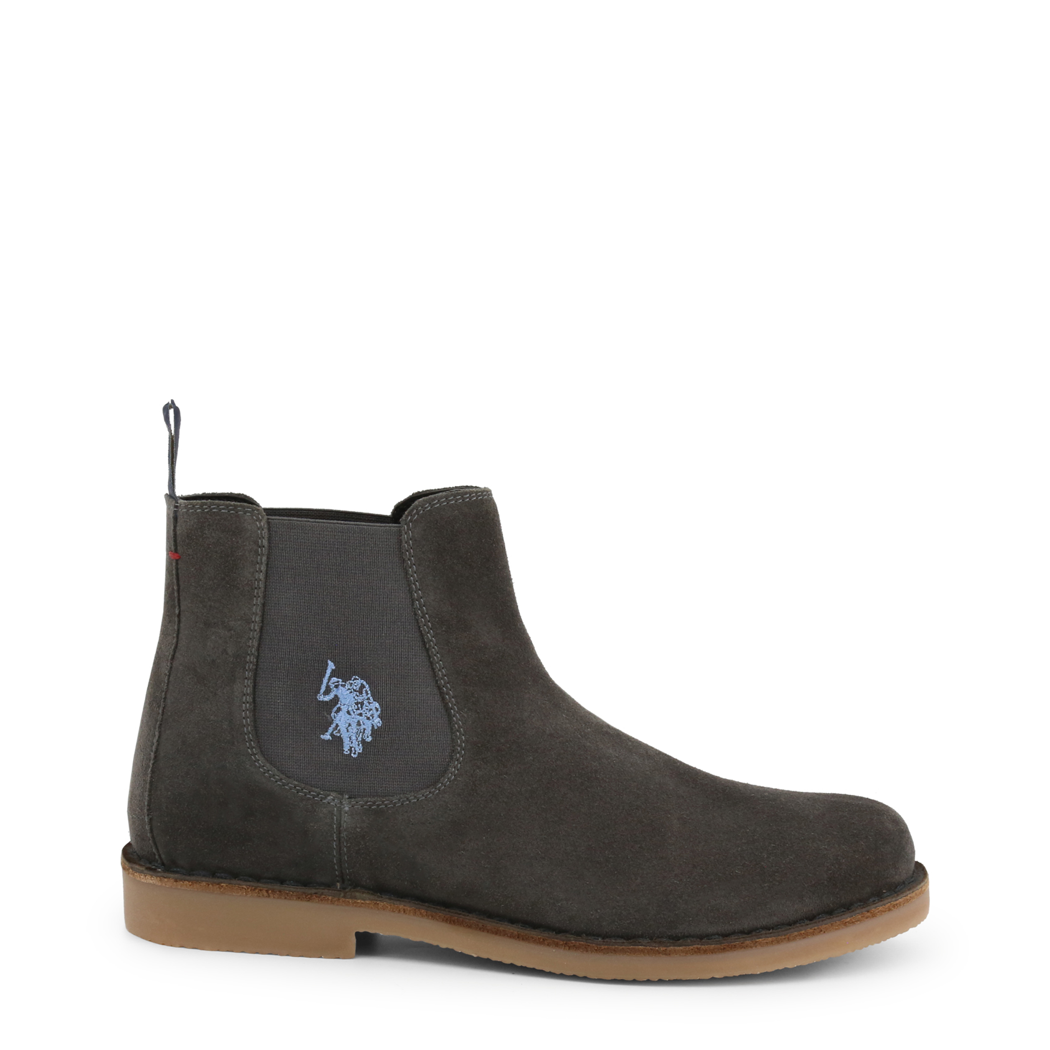 bottines homme us polo assn MUST3256W4_S9A_GREY