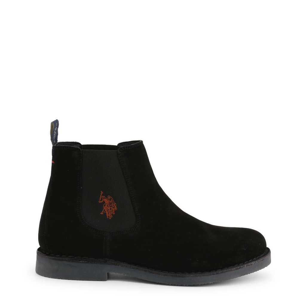 bottines us polo assn MUST3256W4_S9A_BLK