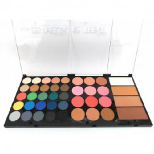 Palette de maquillage pas cher leticia well make up 209012