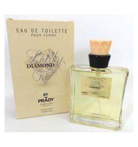 eau de toilette générique 100 ml pour femme by prady - leidy diamond