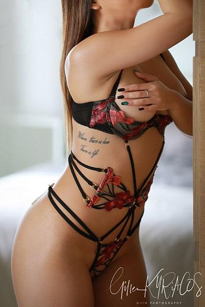 Body sexy gaia lingerie fine Lola Luna lingerie