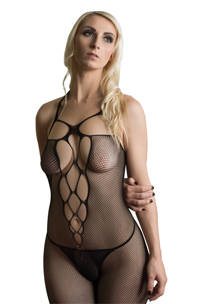 Combinaison resille sexy j&m n°3 bodystocking lingerie