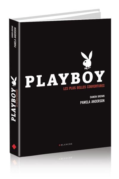 Livre Playboy les plus belles couvertures livre erotique