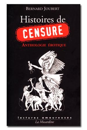 Histoires de Censure livre erotique