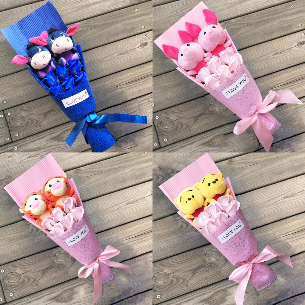 Bouquet de rose Disney Bolafynia