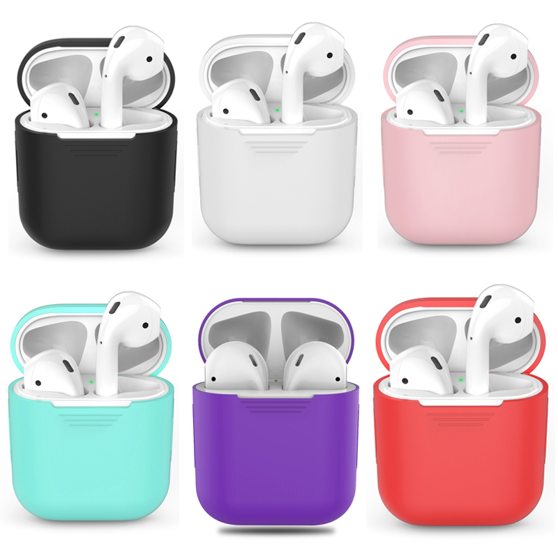housse de protection silicone airpods gertong