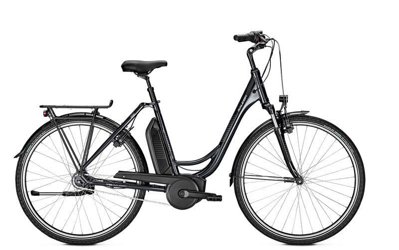 vélo électrique femme jersey 7 H47 phantomgrey 28