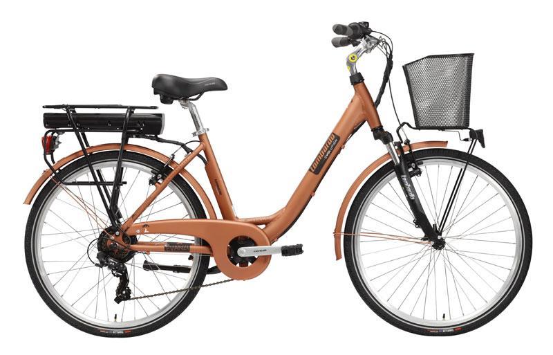 vélo électrique elevanzo sport H43 copper black mat 26