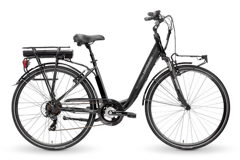 vélo électrique etorino sport h44 noir anthracite mat 28