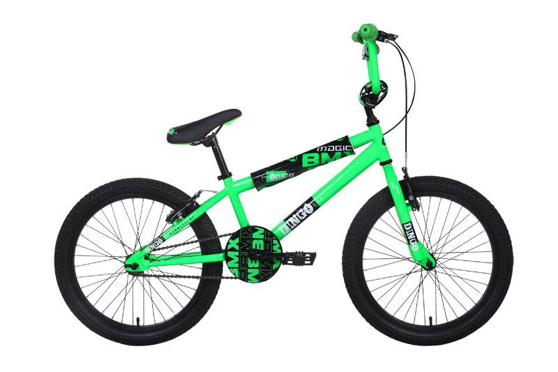 BMX dingo vert 20