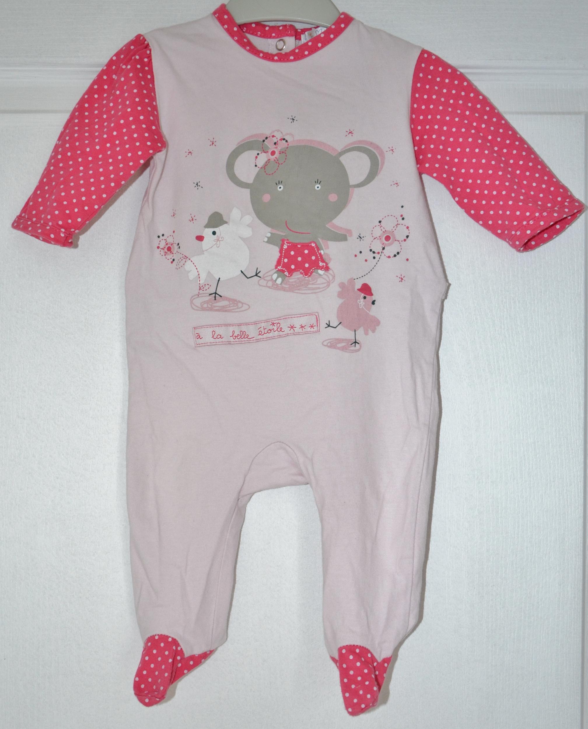 pyjama kitchoun 6 mois