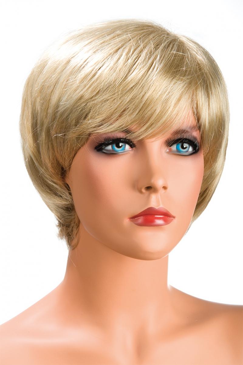 Magasin de perruque femme blonde Sofia perruque synthétique