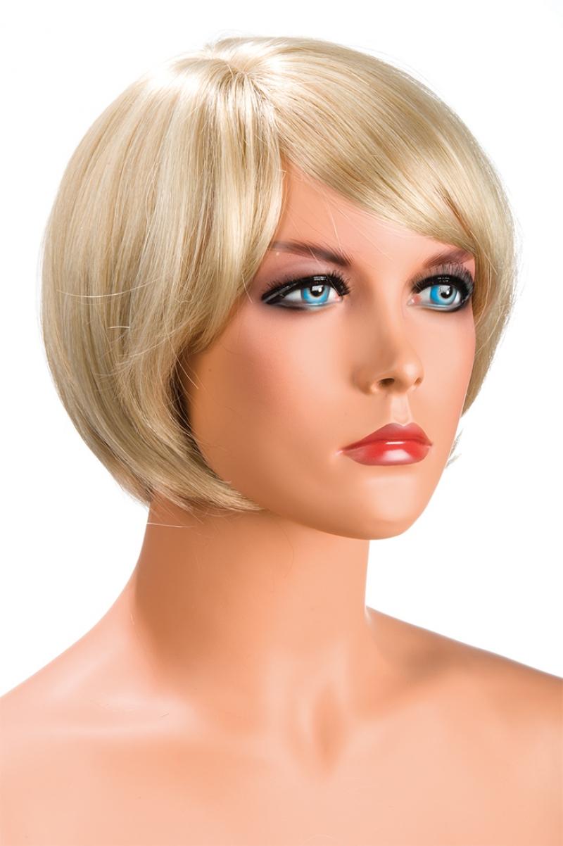 Magasin de perruque femme blonde Mia perruque synthétique