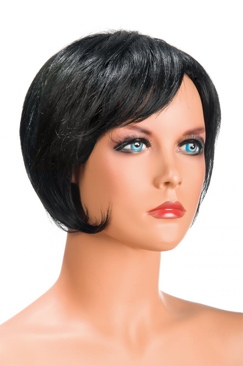 Magasin de perruque femme brune Daisy perruque synthétique
