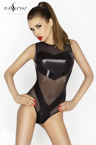 Body femme sexy clover Passion lingerie