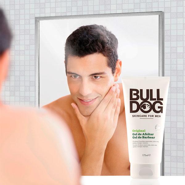 Coffret soins de beauté pour homme Bull Dog