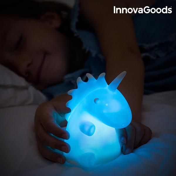 Lampe Multicolore Licorne LEDicorn InnovaGoods