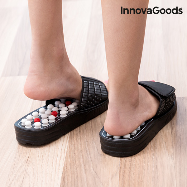 Chaussures d\'acupuncture InnovaGoods
