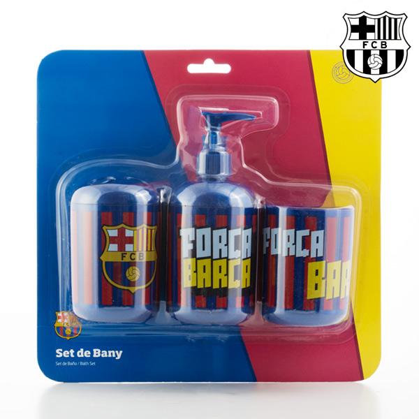 Accessoires de Salle de Bain FC Barcelone