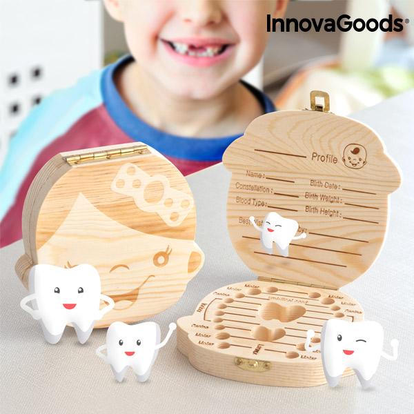 Boîte à Souvenirs pour Bébé InnovaGoods