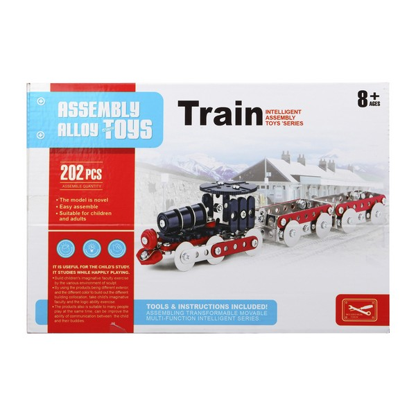 Set de construction 117561 Train (202 Pcs)
