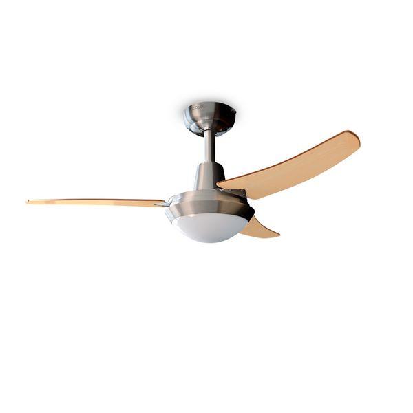 Ventilateur de Plafond avec Lumière Cecotec Forcesilence Aero 480 65W