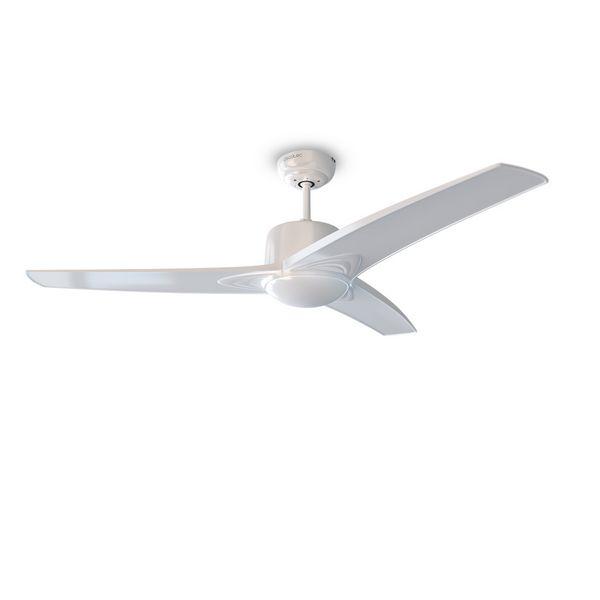 Ventilateur de Plafond avec Lumière Cecotec Forcesilence Aero 550 60W (Ø 132 cm)