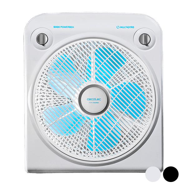 Ventilateur de sol silencieux Cecotec ForceSilence 6000