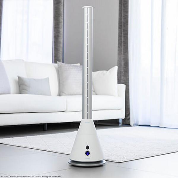 Ventilateur colonne silencieux Cecotec ForceSilence Skyline