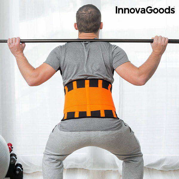 gaine sportive amincissante et correctrice sportive InnovaGoods