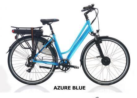 Vélo électrique haut de gamme Riviera velo route electrique 28 p h48 azur