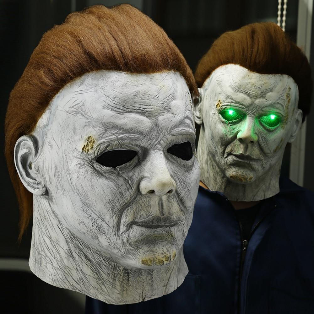 masque de michael myers site de déguisement 50-60 cm