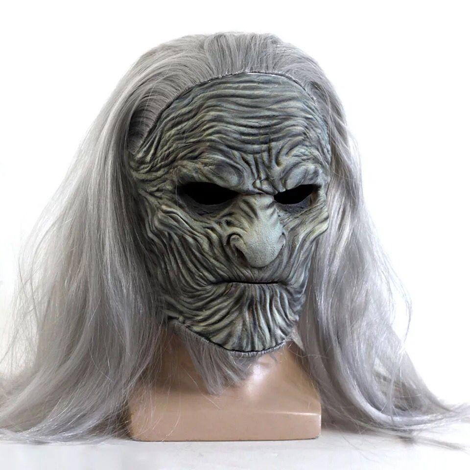 masque marcheur blanc masque game of thrones site de déguisement